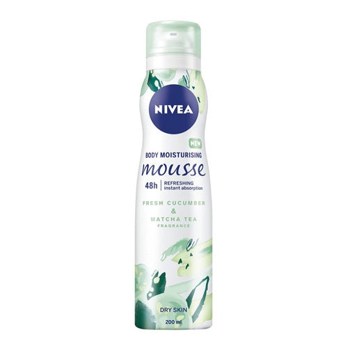 Nivea Shower Mousse - Cucumber - Busop