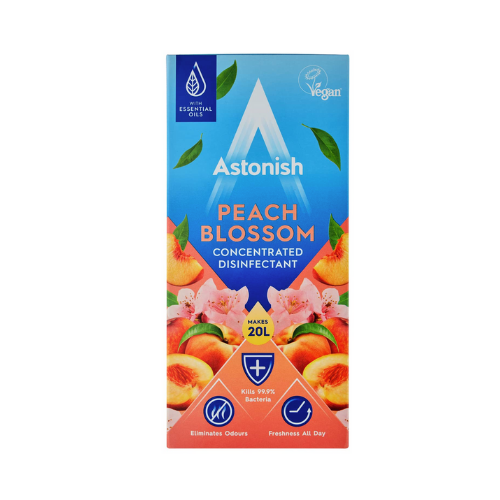 Astonish Concentrate Disinfectant - Peach