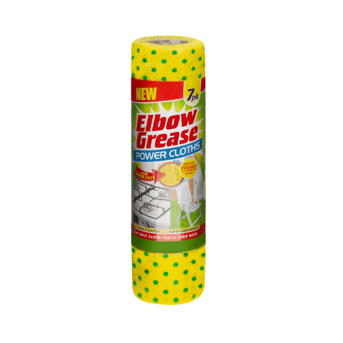 Elbow Grease Power Cloths
