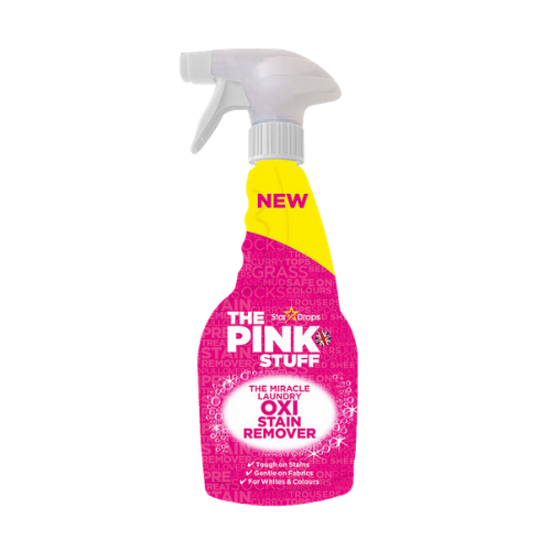 The Pink Stuff Oxi Stain Remover Spray