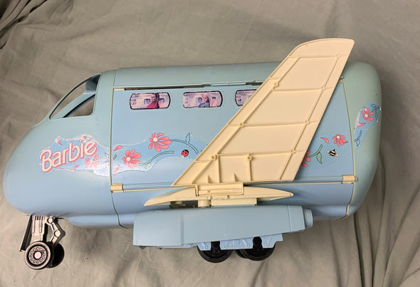 Barbie Plane 1999 and Stewardess