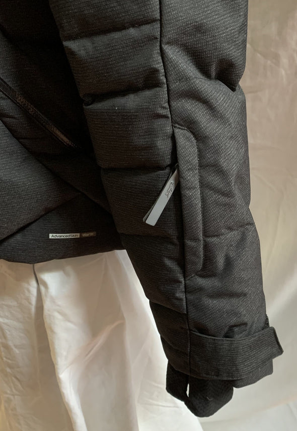 Solomon, Charcoal Grey Ski Jacket  (M)