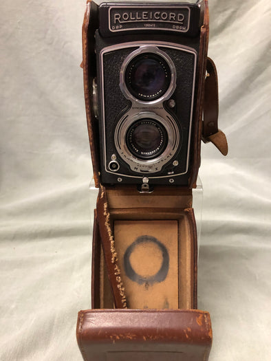 Vintage Rolleicord camera
