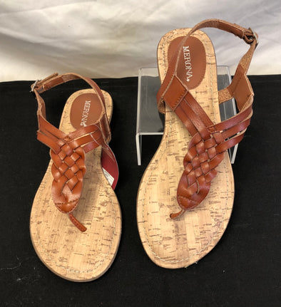 Leather sandals (7)
