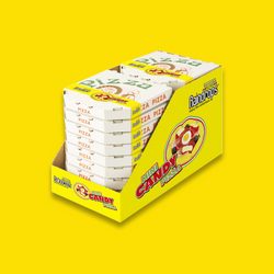 Raindrops Candy Pizza Small - 18 units per Box