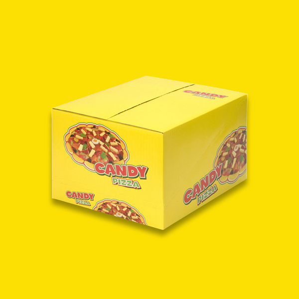 Raindrops Candy Pizza - 6 units per Box