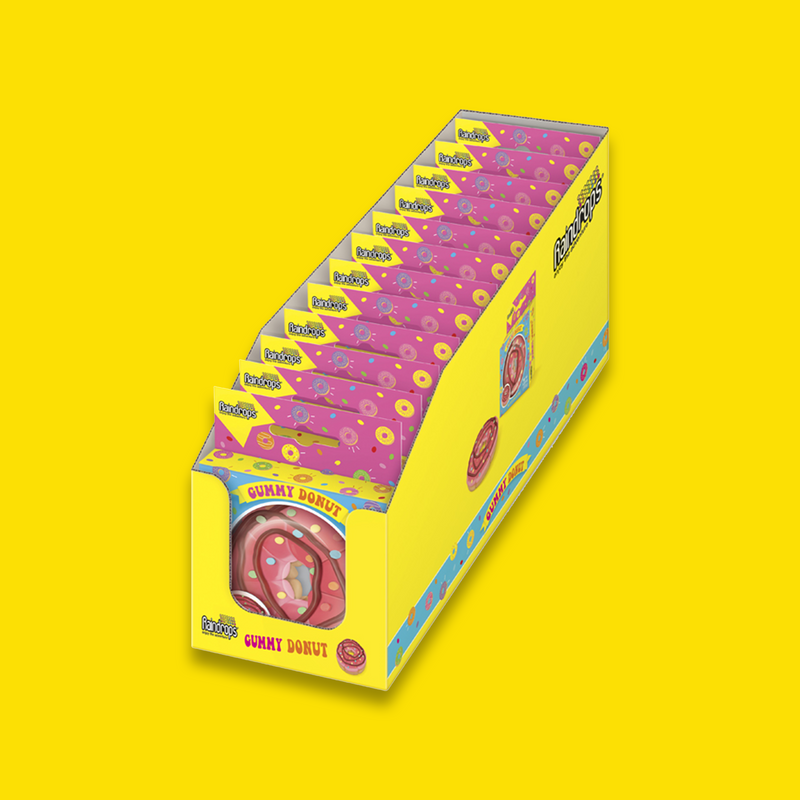 Raindrops Donut - 12 units per Box