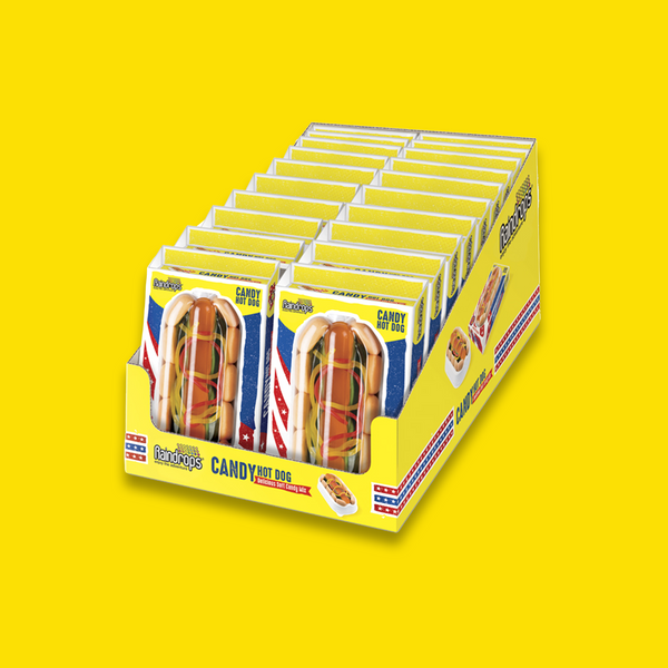Raindrops Hot Dog - 14 units per Box