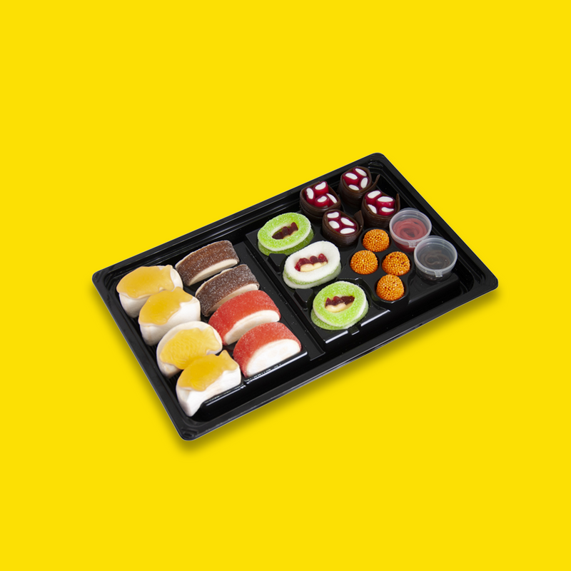 Raindrops Candy Sushi - 6 units per Box