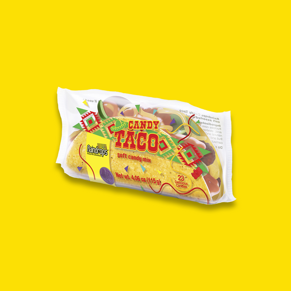 Raindrops Taco - 14 units per Box