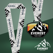 Défi Everest - Inscription + Médaille