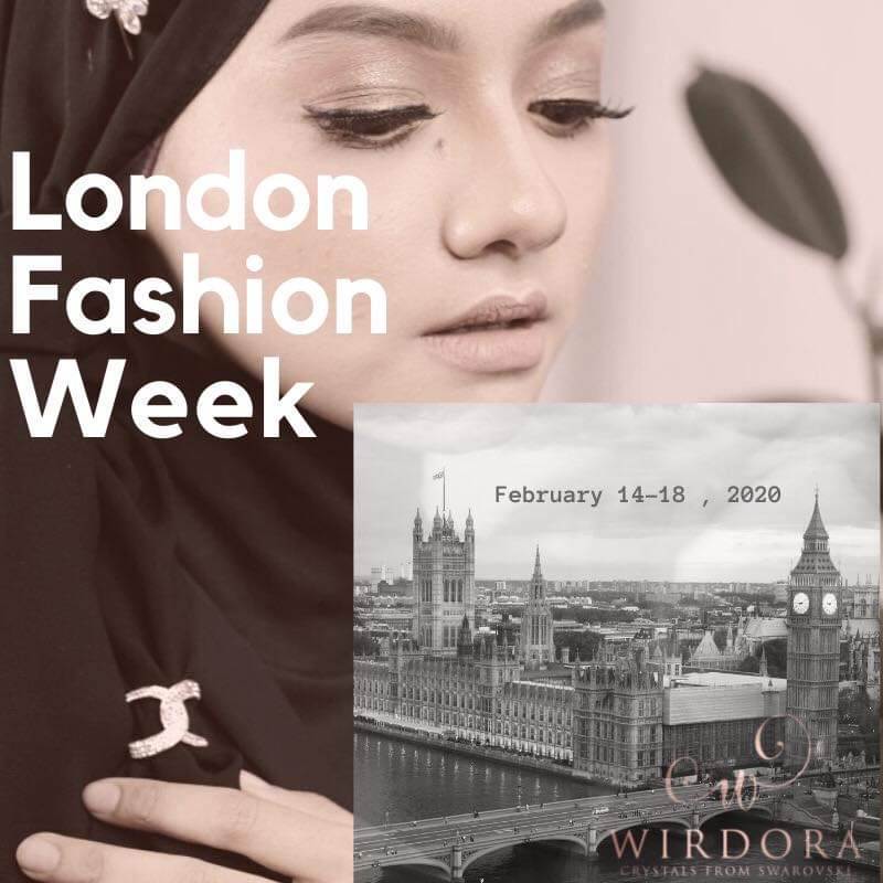 Wirdora Takes London Fashion Week 2020