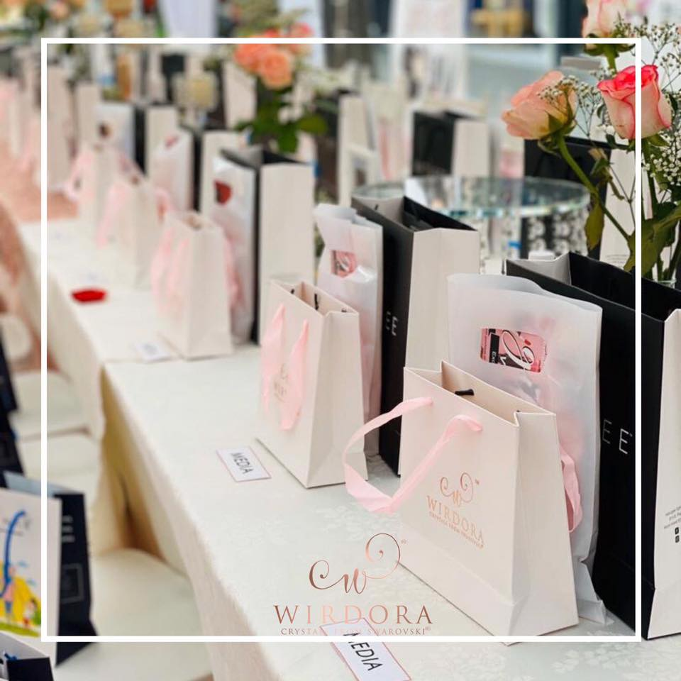 Wirdora Showroom Launch -Table Setting