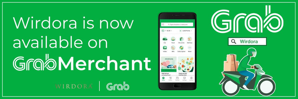 Grab Your Wirdora with GrabMart