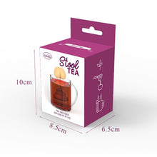 Load image into Gallery viewer, Poop Tea Infuser Funny Reusable