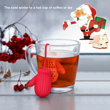 Load image into Gallery viewer, Glove shaped Tea Infuser