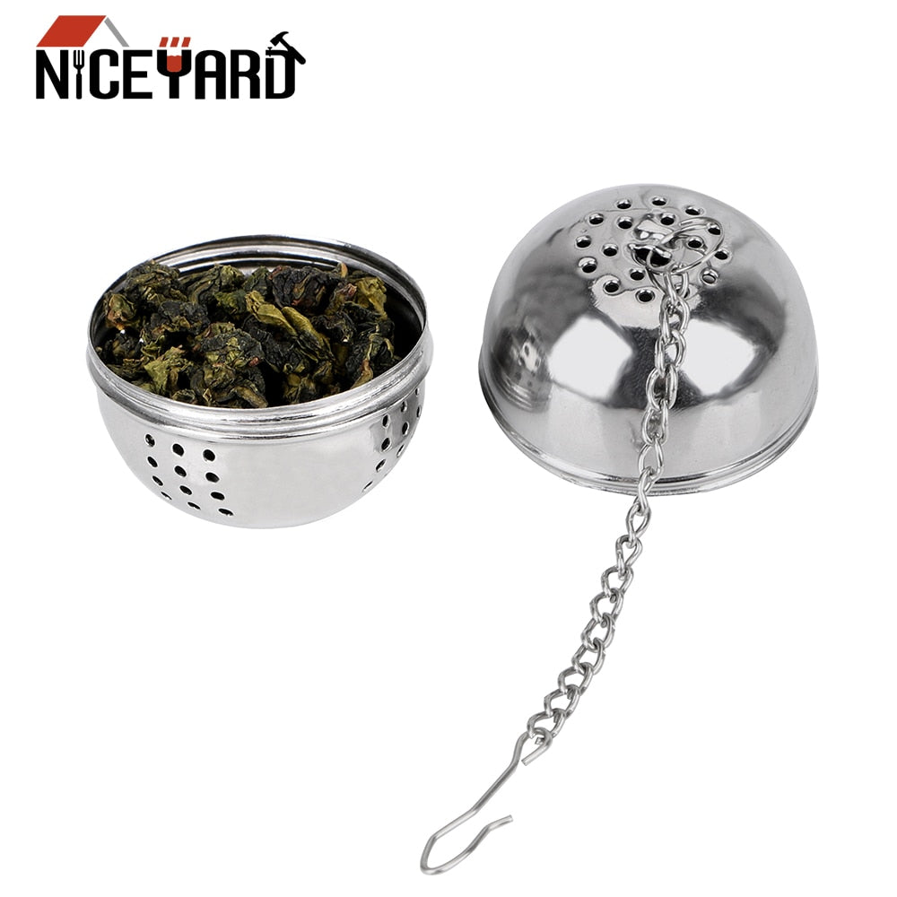 Ball Shape Tea Infuser Stainless Steel