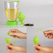 Load image into Gallery viewer, Fish  Tea Infuser