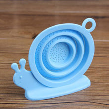 Load image into Gallery viewer, Snail shape tea infuser