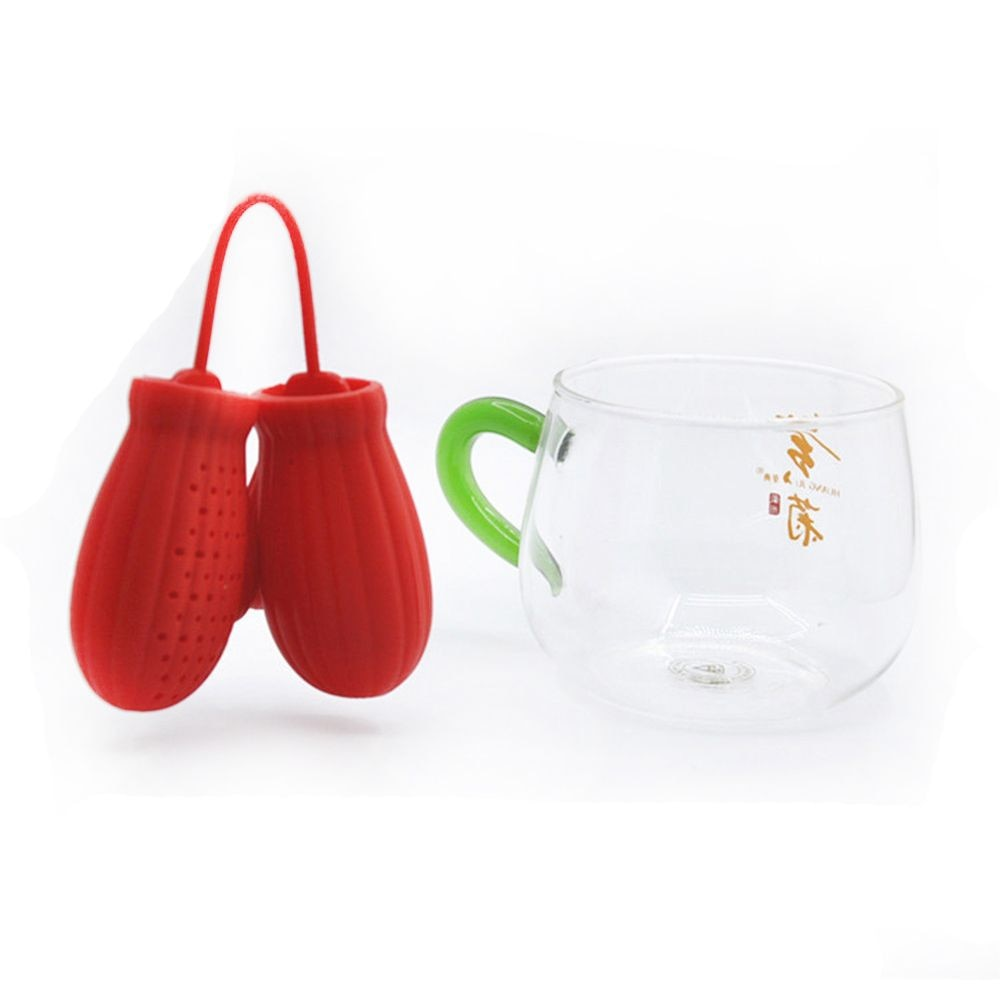 Glove shaped Tea Infuser