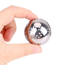 Load image into Gallery viewer, Ball Shape Tea Infuser Stainless Steel