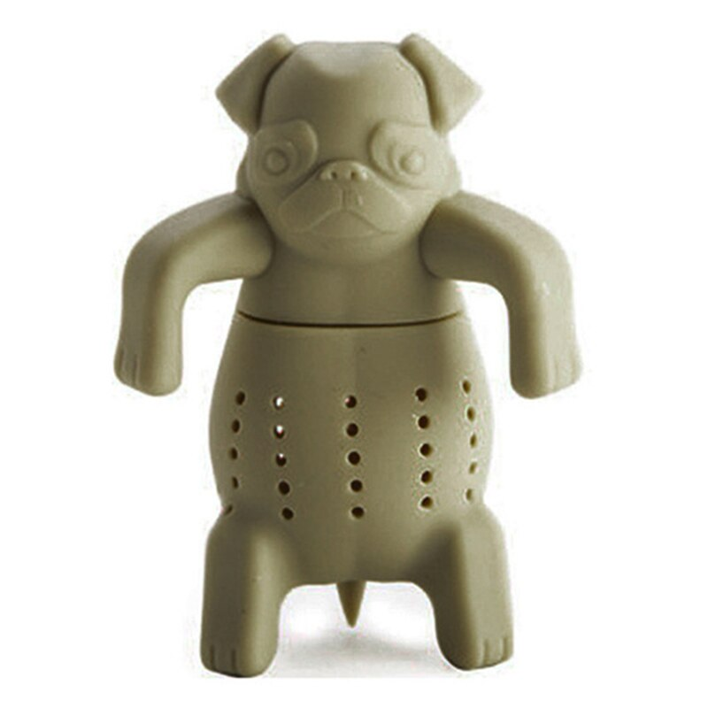 Dog Shape Tea Infuser Brewing Device