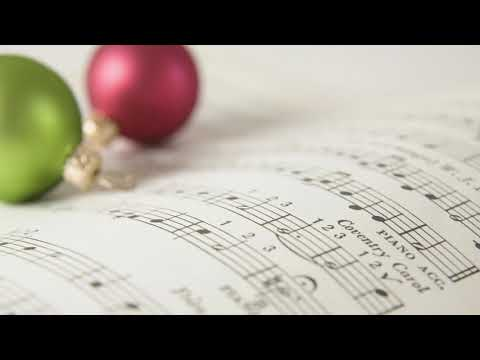 Carol of the Bells for Bb Clarinet Violoncello and Piano (score+part)