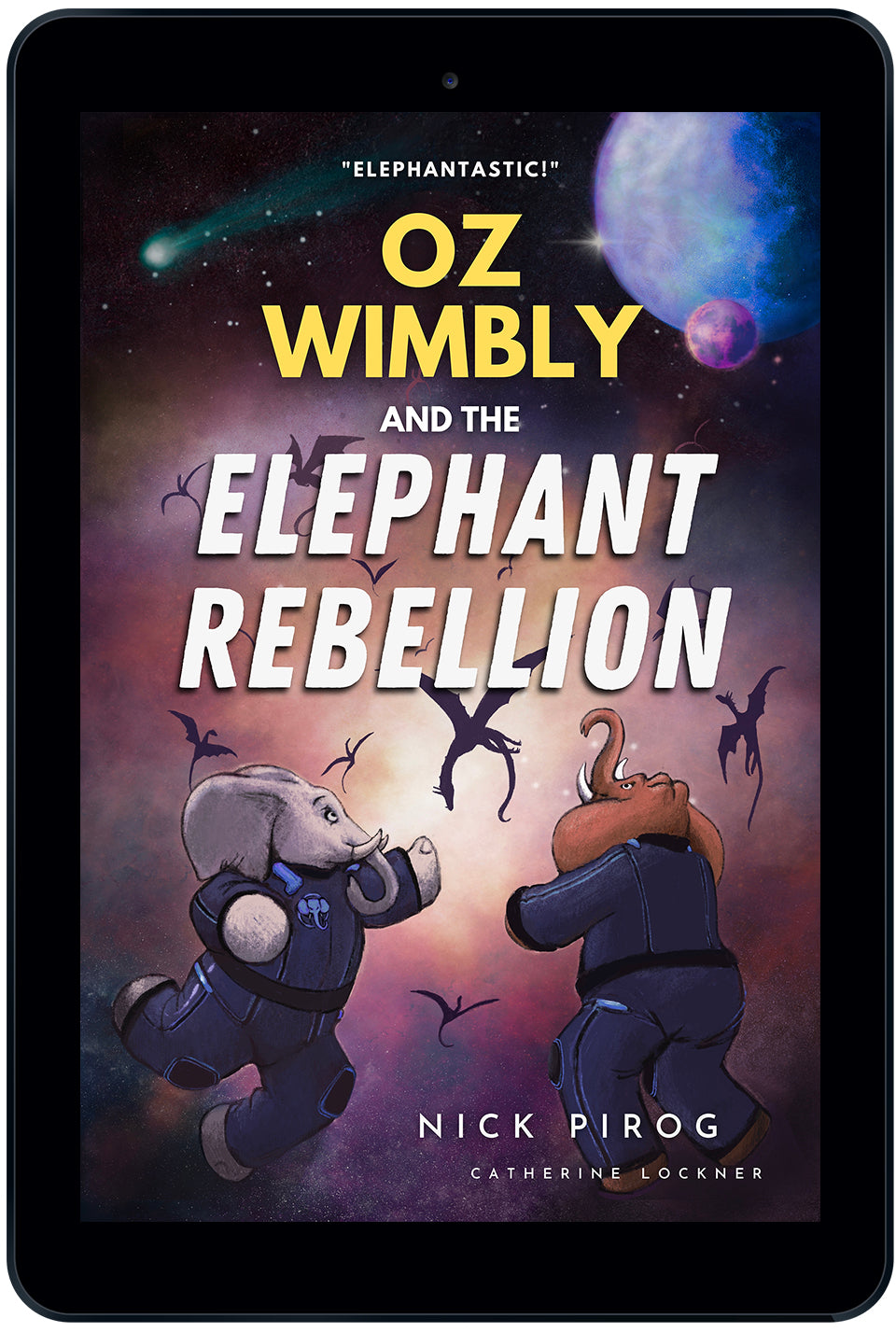 Oz Wimbly and the Elephant Rebellion