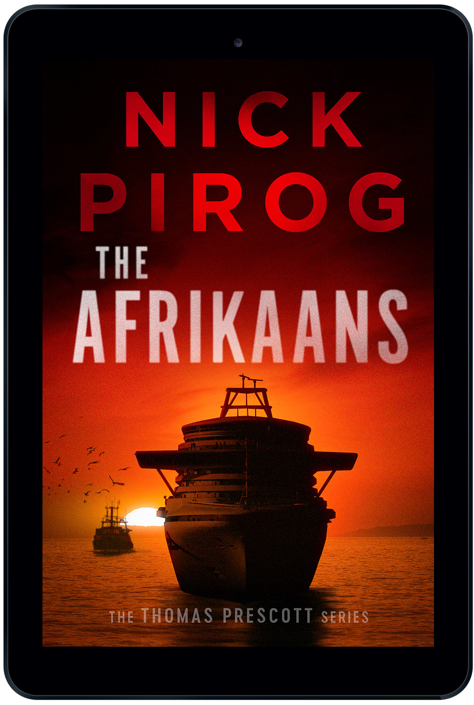 The Afrikaans (Thomas Prescott Book 3)