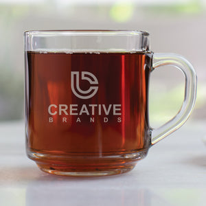 10 oz Handy Glass Mug CB005LE