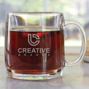 13 oz Nordic Glass Mug CB047LE