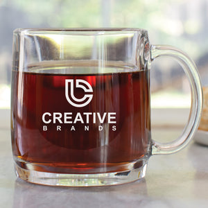 13 oz Nordic Glass Mug CB047SP