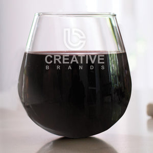 12 oz Rocking Wine Glass CB504LE