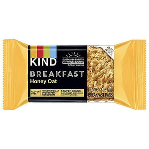 KIND Breakfast Bars, Honey Oat