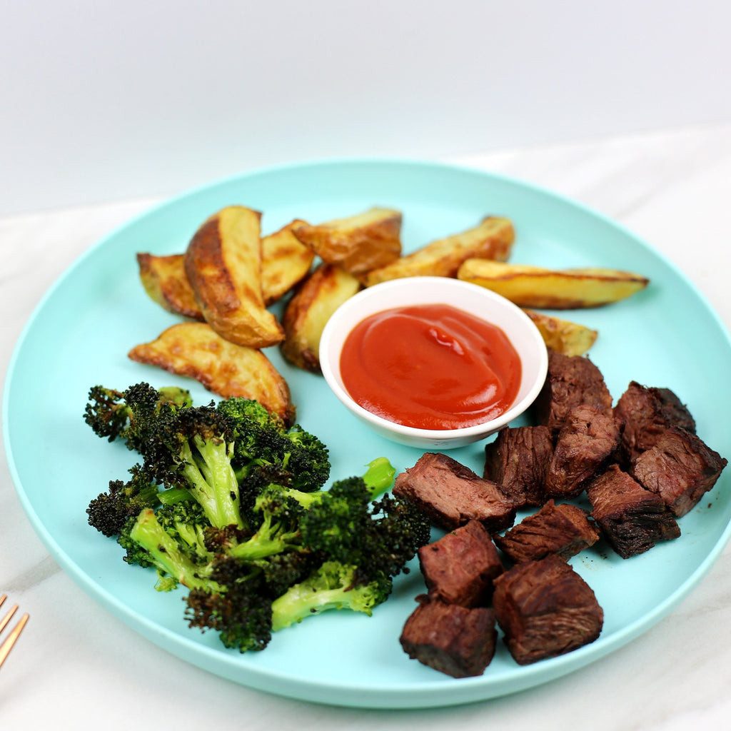 Kids' Steak Frites