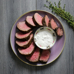 Beef Tenderloin (Serves 4)