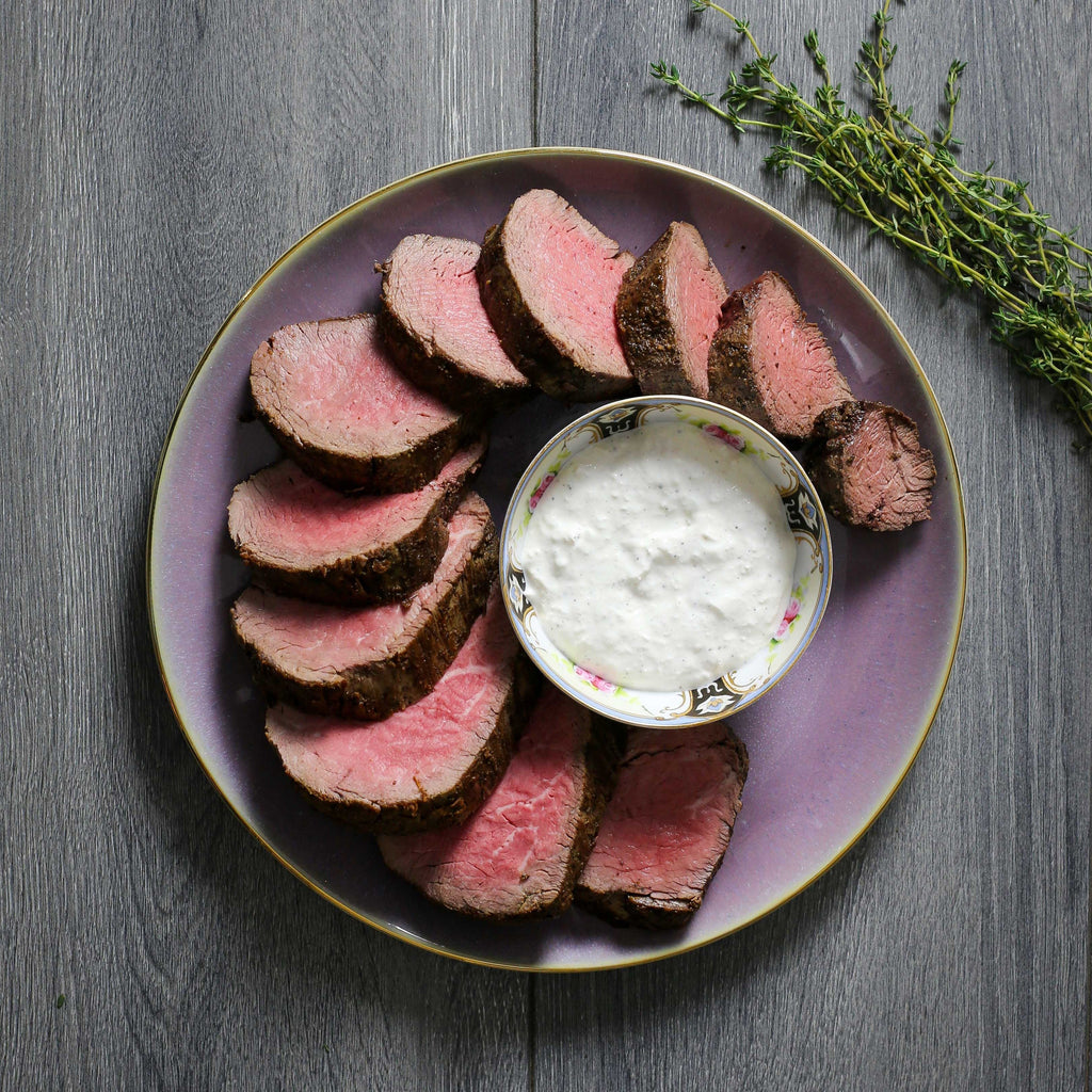Beef Tenderloin (Serves 2)