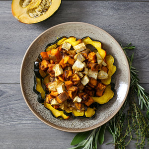 Roasted Seasonal Vegetables (Serves 4)