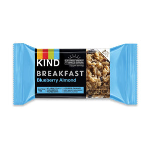 KIND Breakfast Bars, Blueberry Almond