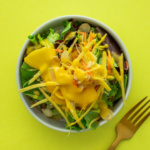 Orange Ginger Side Salad