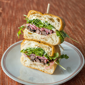 Steak & Horseradish Sandwich