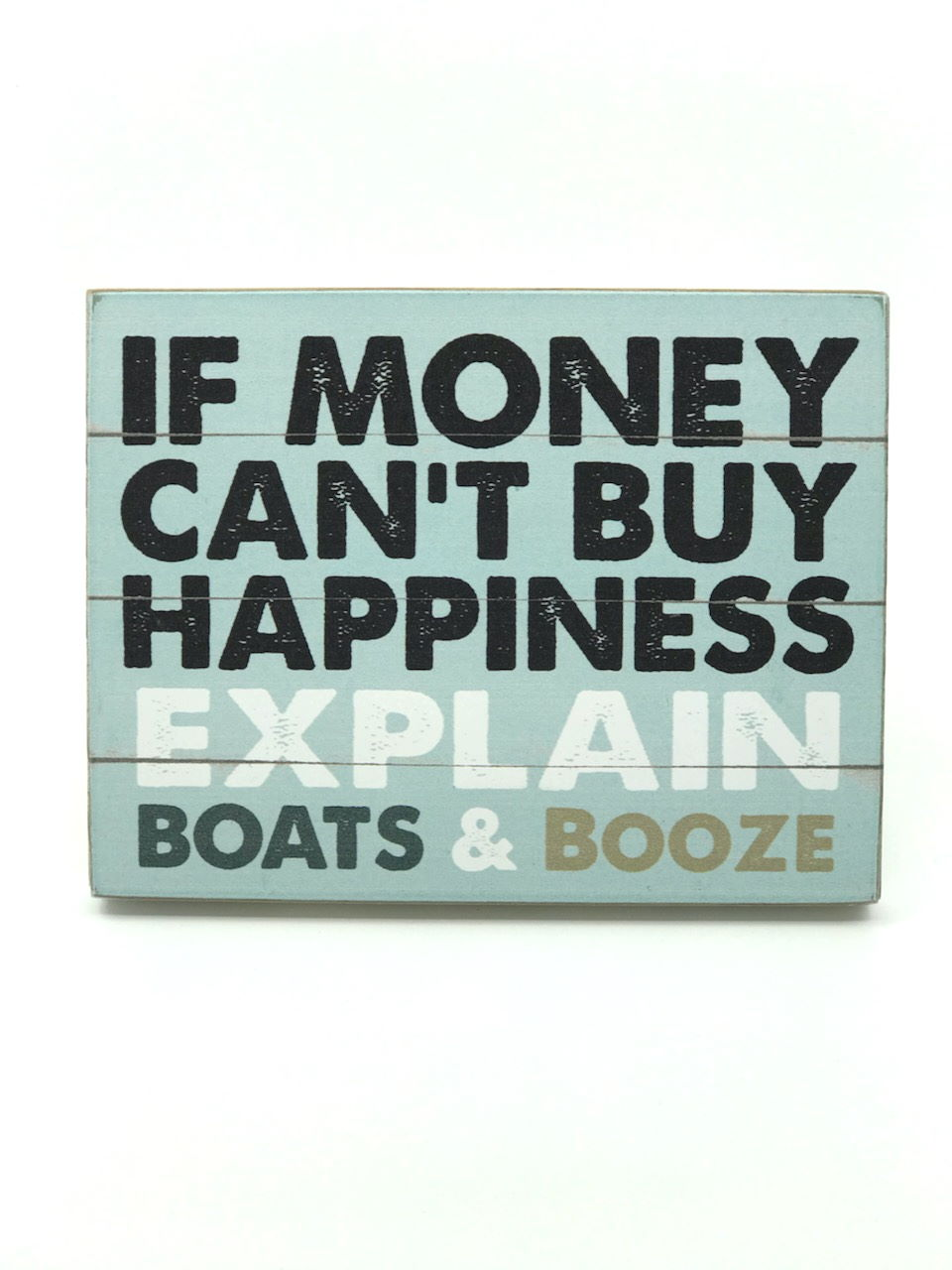 Fun Block Boats  - Booze