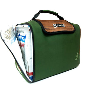 Kanga 12 Pack Cooler Green