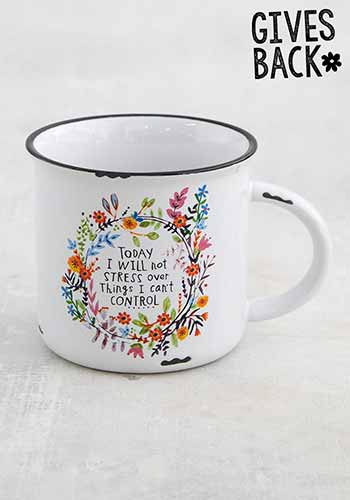 Will Not Stress Mug