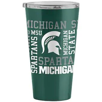16 oz. Spirit Ultra Pint Cup - Michigan State