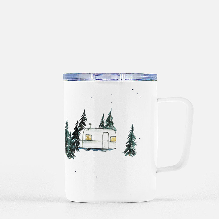 Happy Camper | Travel Mug
