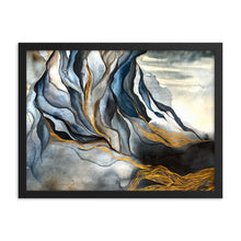 Load image into Gallery viewer, Pillar | Framed Print