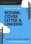 Professionally Written Resume, Cover Letter & LinkedIn Optimization