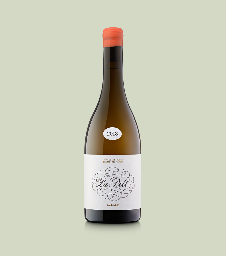 La Pell Blanco Orange Wine 2018