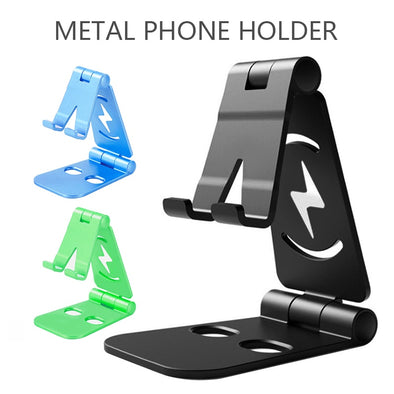 5 Colors Phone Holder Stand Foldable Mobile Phone Stand Desk For Xiaomi Huawei Mobile Phones Tablet Mobile Phone Accessories